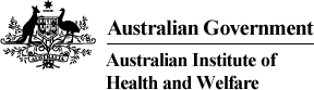 Australian Institute of Health and Welfare