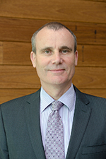 Barry Sandison, Director (CEO), AIHW