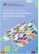 Image of a product titled: Australian Burden of Disease Study: Impact and causes of illness and death in Australia 2011.